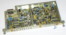 HF RF Platine/ Baugruppe m. 3 SMA Buchse u. hochwertige  vergoldet ( Mod D )