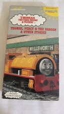 THOMAS THE TANK ENGINE~THOMAS, PERCY & THE DRAGON & OTHER STORIES~VHS ~ 1+ SHIP