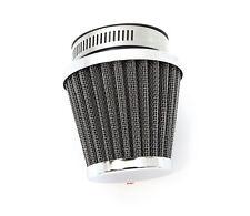 Chrome Air Filter Pod - 54mm - CB400T CM450 CX500 GL500 CB750 DOHC CB900F CBX