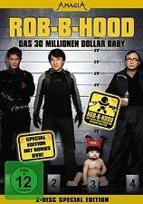 Rob-B-Hood ( 2 DVDs ) von Benny Chan mit Jackie Chan, Charlene Choi, Michael Hui