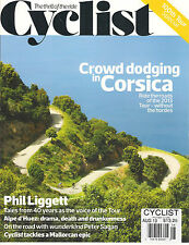 CYCLIST UK Issue 11 August 2013 100th Tour de France Special CORSICA
