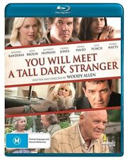 You Will Meet A Tall Dark Stranger (Blu-ray, 2013)