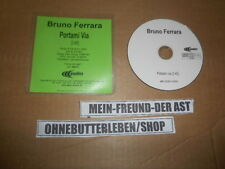 CD POP Bruno Ferrara-portami via (1) canzone PROMO Palm Rec