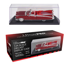 Ultra Pro 1:24 Scale Diecast Car Acrylic Display Case Holder For Action Cars