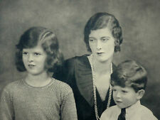 Mrs Richard Norton Jean Mary Kinloch Sarah & John 1930 Page Photo Article 6751