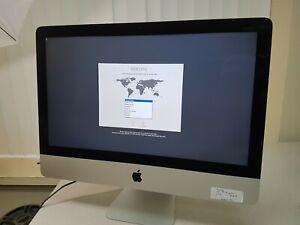 Apple iMac A1418 All-In-One Intel Core i5 2.7GHz 1TB HDD 8GB Ram Yosemite