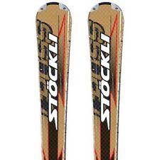 Stockli 09 - 10 Cross Edition Skis (No Bindings / Flat) NEW !! 167cm