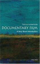 Very Short Introductions: Documentary Film by Patricia Aufderheide (2007,.