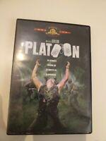 dvd  PLATOON UNA PELICILA DE OLIVER STONE