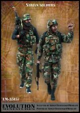 1/35 scale model kit Syrian Soldiers