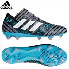 0b81a343cc71 Adidas Men s Nemeziz Messi 17.1 FG Grey White Core Black CP9028 Size 10