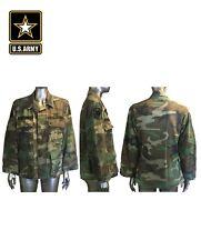 Vintage Airborne, US.Army, Shirt Jacket, Camo Print