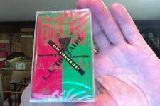 Zulu Leprechauns- L.A. to Zaire- new/sealed cassette tape- rare?