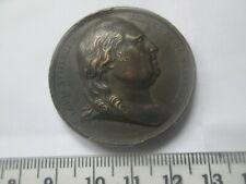 More details for original french medal c.1818 la vaccine louis xviii smallpox extinction society