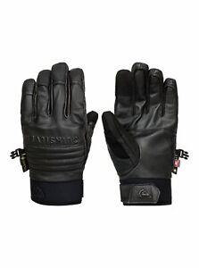 Quiksilver Travis Rice Natural Gore-Tex Glove True Black 2022 Gloves New Snow
