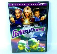 Galaxy Quest (Dvd, 2009, Deluxe Edition) Brand New Sealed