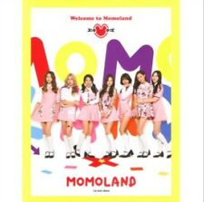 MoMoland 1st Mini Album Welcome to MoMoland SEALED, Free Shipping with Tracking