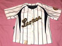 Leones Caracas Venezuela baseball jersey for kids size 3T SEWN LIONS Soccer