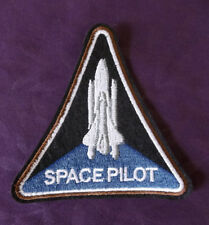 SPACE SHUTTLE PATCH SPACE PILOT PATCH COSTUME PLANETS SOLAR SYSTEM ASTRONAUT DIY