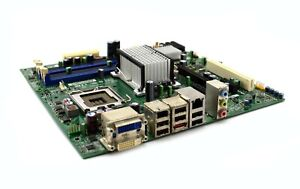 INTEL SOCKET LGA775 MATX MOTHERBOARD W/Q45 CHIPSET DG45CB