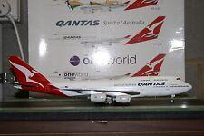 JC Wings 1:200 Qantas Boeing 747-400 VH-OJM 'new livery' (XX2231)