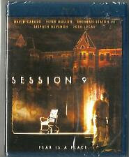 SESSION 9 (Blu-ray Disc, 2016) David Caruso SCREAM FACTORY - NEW SEALED