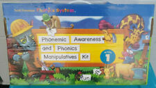 Phonemic Awareness & Phonics Manipulative Textbook Kit Scott Foresman Grade 1