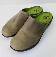 Crocs Cobbler 2.0 Women's Size 9.5 Brown Slip On Clogs Mules Casual Sandals Shoe