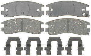 ACDelco Professional 17D714CH Disc Brake Pad Set