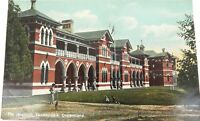 .UNUSED / SUPERB c1910, TOOWOOMBA HOSPITAL POSTCARD. COLOURED SHELL SERIES.