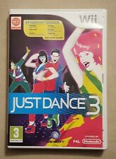Nintendo Wii game - Just Dance 3 + instructions
