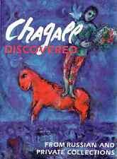 Marina Bessonova; Irina Antonova; Andrei Voznesensky - Chagall Discovered