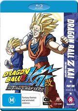 Dragon Ball Z Kai: The Final Chapters Part 1 Ep.1-23 - Goku NEW B Region Blu Ray