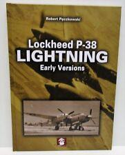 MMP Books - Lockheed P-38 Lightning - Early Versions        Book     New