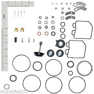 Walker Products 15886 Carburetor Repair Kit 15886 (K-2, K-3) HONDA (4) 1983-87
