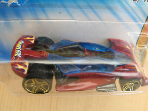 Hot Wheels 066/2005 Track Aces 6/10 Open Road-Ster in OVP