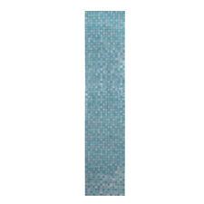Self-adhesive Mosaic Wall Paper Sticker Tile Floor Kitchen Bathroom Waterproof