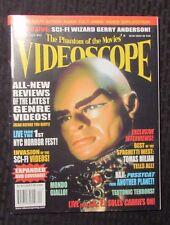 2003 VIDEOSCOPE Magazine #45 NM Thunderbirds