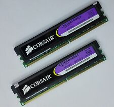 CORSAIR 4GB KIT / 2 X 2GB DDR2 800  RAM/2Rx8/1.8v/Dual-channel/CL5 Free Shipping