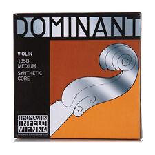 New Thomastik Dominant 135B Violin Strings Full Set 4/4 Ball End Free Shipping!