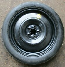 """TOYOTA AVENSIS T25 2003-2008 17"""" SPACE SAVER SPARE WHEEL & T145/70 R17 TYRE #59."""
