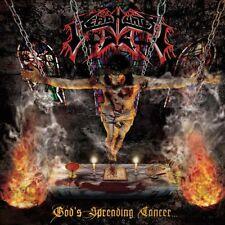 HEADHUNTER D.C. - GOD´S SPREADING CANCER... - CD - DEATH METAL