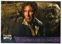2016 Topps Doctor Who Timeless Trading Card #91 The Night of the Doctor