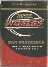 MTG 2004 World Championship Deck September 2004 Magic the Gathering  Affinity
