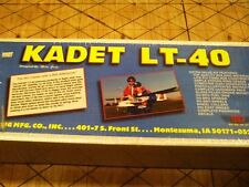 BRAND NEW SIG KADET LT-40 LT40 RC REMOTE CONTROL AIRPLANE BALSA KIT SIGRC67