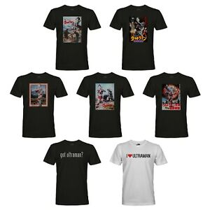 Ultraman Custom T-Shirts - Adult & Youth Sizes - Multiple designs available