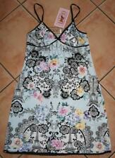 Peter Alexander Paris Lace Slinky Nightie Size M