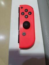 Official Nintendo Switch Neon Red Right Joy Con joycon joy-con Controller
