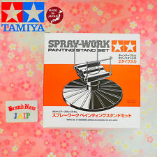 TAMIYA☆Japan-74522 SPRAY-WORK PAINTING STAND SET ,JAIP
