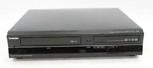 TOSHIBA RDXV60 HDD & DVD / Video Cassette Recorder, Black - C82